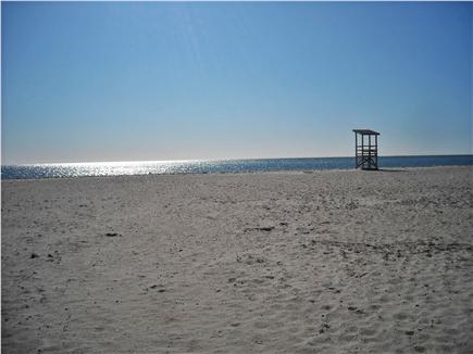 West Yarmouth Cape Cod vacation rental - Seagull Beach on Nantucket Sound is just .7 of a mile away