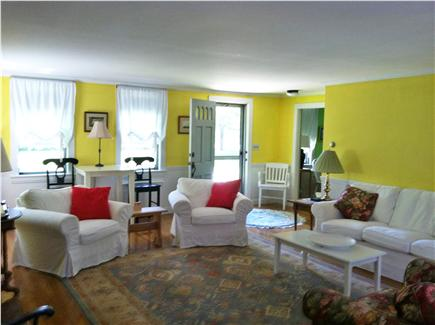 West Yarmouth Cape Cod vacation rental - Living room  Great for a large group