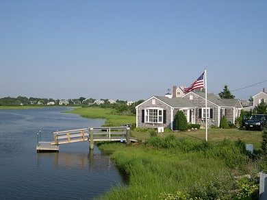Centerville Centerville vacation rental - Sitting on the banks of the Centerville River