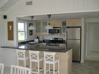 Centerville Centerville vacation rental - All new kitchen, with granite dining bar