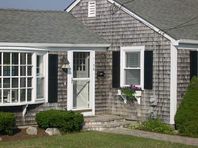 Centerville Centerville vacation rental - Closer view of the house