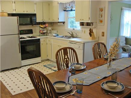 West Yarmouth Cape Cod vacation rental - Clean charming kitchen