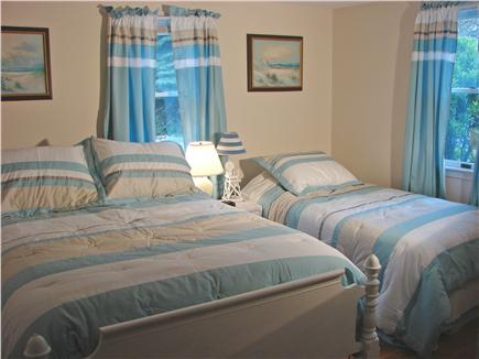 West Yarmouth Cape Cod vacation rental - Bedroom with full bed and twin