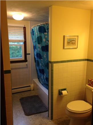 Harwich Cape Cod vacation rental - The main bathroom beautifully appointed