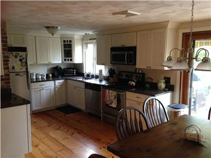 Harwich Cape Cod vacation rental - Open concept with hardwood floors throughout the main floor
