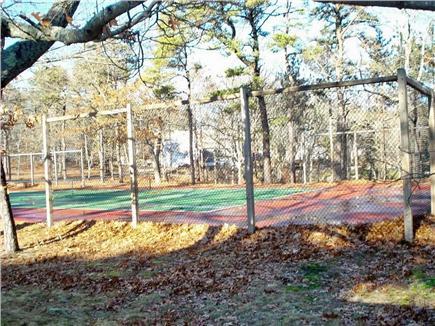Brewster Cape Cod vacation rental - Tennis Court