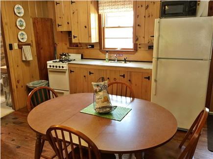 South Dennis Cape Cod vacation rental - Fully equipped, eat-in kitchen