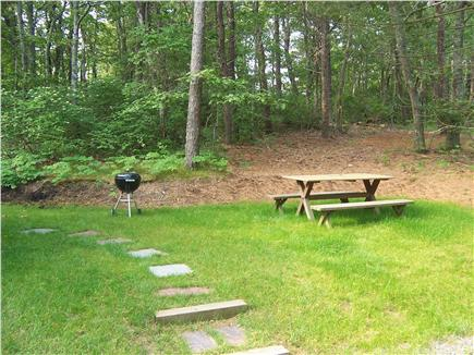 Chatham Cape Cod vacation rental - Yard and grill