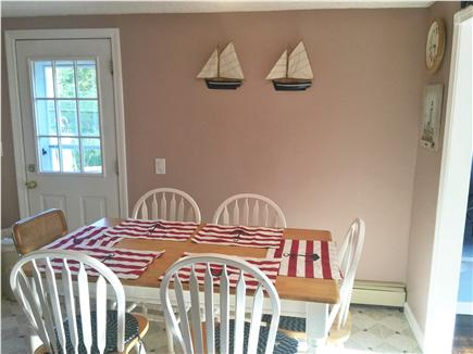 Harwich Cape Cod vacation rental - Open Dining room
