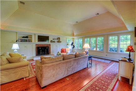 West Falmouth Cape Cod vacation rental - Great Room
