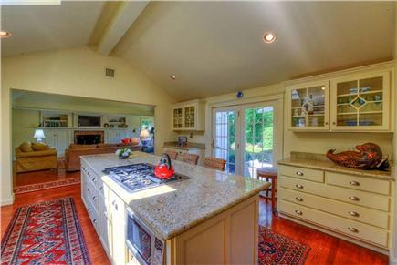 West Falmouth Cape Cod vacation rental - Kitchen