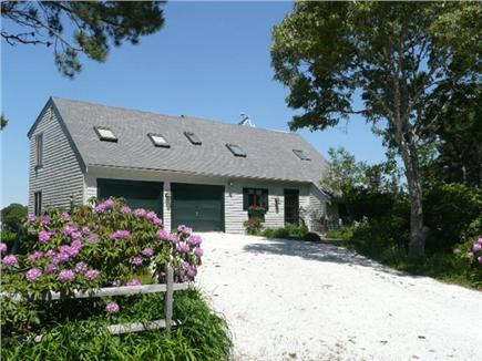 Mashpee, South Cape Beach Cape Cod vacation rental - View of the house from the road.