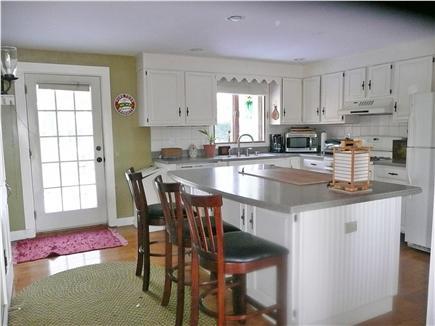 Mashpee, South Cape Beach Cape Cod vacation rental - New kitchen