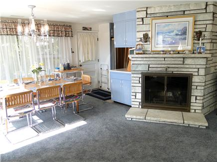 South Chatham Cape Cod vacation rental - Open floor plan invites great times together