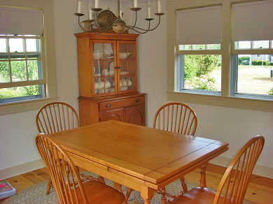 Barnstable Cape Cod vacation rental - Dining Room