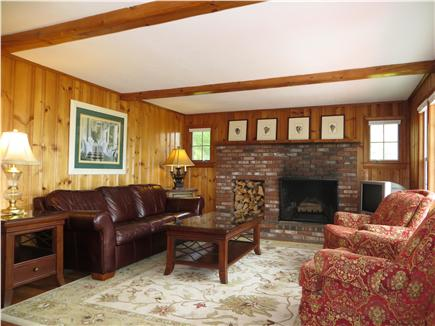 Kingston MA vacation rental - Your fireplace...
