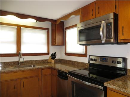Kingston MA vacation rental - why this kitchen says BAM!