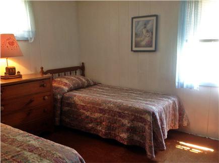 Wellfleet Cape Cod vacation rental - 2nd Twin Bedroom