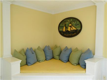 New Seabury, Maushop Village New Seabury vacation rental - Ship room/daybed room for additional sleeping or relaxing