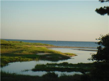 Wellfleet Cape Cod vacation rental - Our tidal inlet