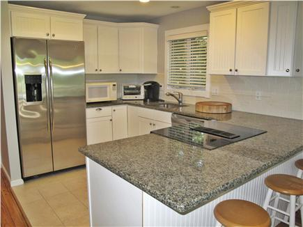New Seabury, Mashpee New Seabury vacation rental - Updated kitchen with granite countertops and stainless appliances
