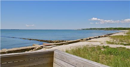 Hyannis Cape Cod vacation rental - Breathtaking view from deck