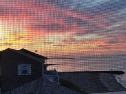 Dennisport Cape Cod vacation rental - Sunset on Cape Cod