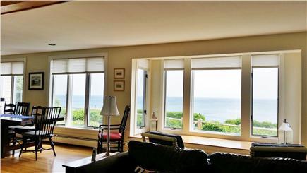 Sagamore Beach, Bourne Sagamore Beach vacation rental - Ocean views from the Living room