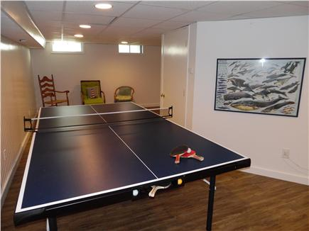 Barnstable Village Cape Cod vacation rental - And don't forget the ping pong tournaments!