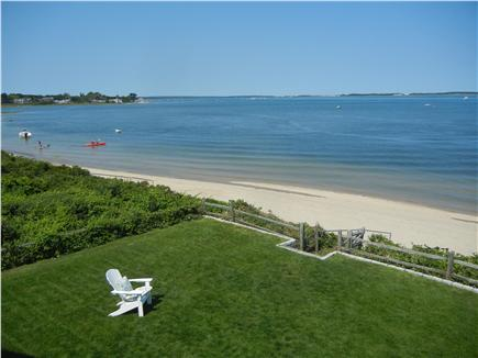 Barnstable Village Cape Cod vacation rental - Stage your beach days from the seaside back yard