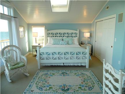 Barnstable Village Cape Cod vacation rental - Spacious Master with awesome water views and own bathroom