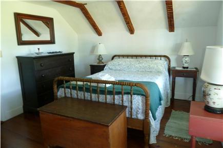 Truro Cape Cod vacation rental - Second floor double bedroom