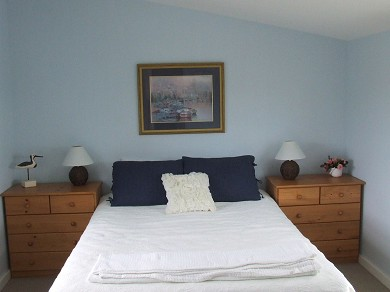 Eastham Cape Cod vacation rental - Master Bedroom with 2nd of 2 cable TVs