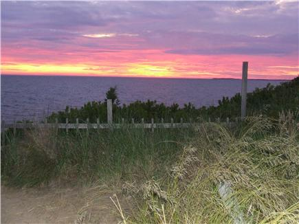 Eastham Cape Cod vacation rental - Just steps to Cape Cod Bay beach and gorgeous sunsets.