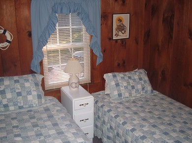 Dennis Port Cape Cod vacation rental - Twin Bedroom
