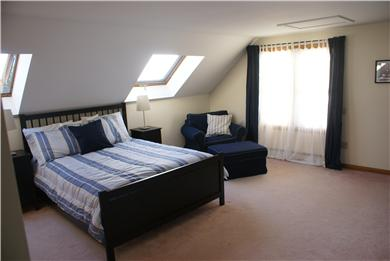West Dennis Cape Cod vacation rental - Master Bedroom