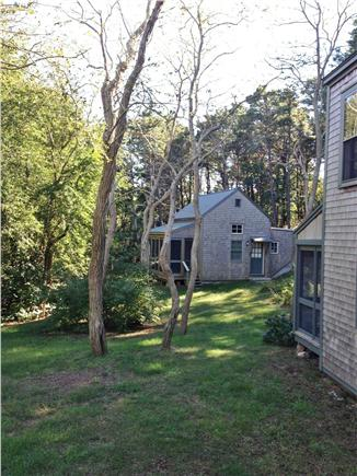 Truro Cape Cod vacation rental - Little House from the north