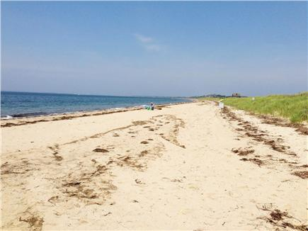 Truro Cape Cod vacation rental - Fisher Beach- looking north