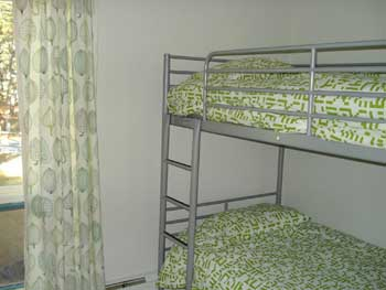Wellfleet Cape Cod vacation rental - Fourth Bedroom with Bunk Beds