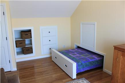 West Yarmouth Cape Cod vacation rental - don't want the bed, just slide it into the wall