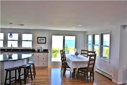 West Yarmouth Cape Cod vacation rental - Kitchen and dining