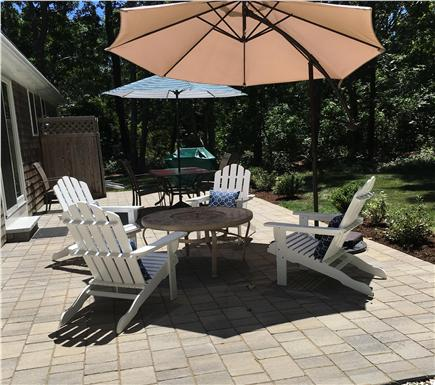 Dennis Cape Cod vacation rental - Cook out, or just relax and enjoy the solitude.