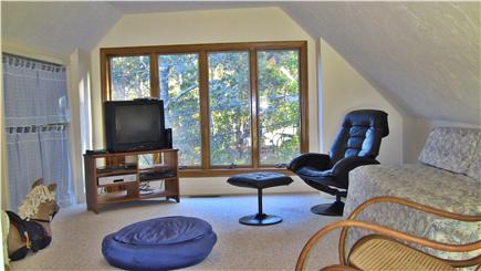 Harwich Cape Cod vacation rental - Loft area on second floor with daybed