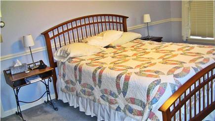 Harwich Cape Cod vacation rental - Queen bedroom on second floor
