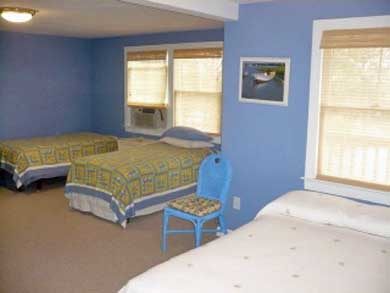 Mashpee, Popponesset Cape Cod vacation rental - Very large second bedroom on second floor