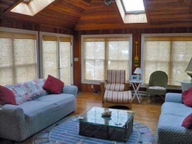 Mashpee, Popponesset Cape Cod vacation rental - Family Room has plenty of gathering space/seating