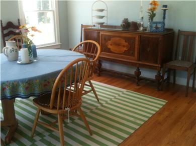 Falmouth, Sippewissett Cape Cod vacation rental - Dining Room