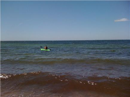 Falmouth, Sippewissett Cape Cod vacation rental - Relaxing seaglass blues and greens