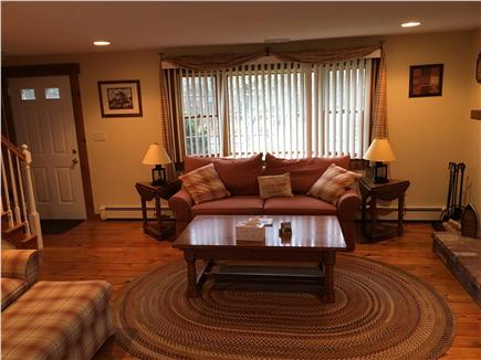 Eastham Cape Cod vacation rental - Comfortable seating in living room