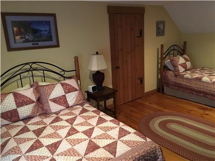 Eastham Cape Cod vacation rental - Bedroom 2nd floor with Flatscreen TV